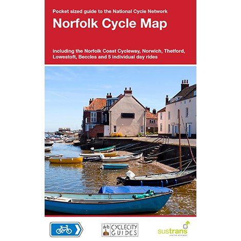 Sustrans National Cycle Network - Norfolk Cycle Map (19)