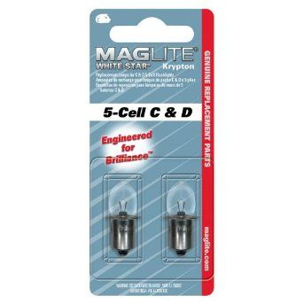 Maglite - Bulb Replacement - 5Cell C&D