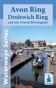 Heron Waterway Map - Avon Ring & Droitwich Ring