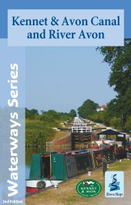 Heron Waterway Map - Kennet & Avon Canal And River Avon