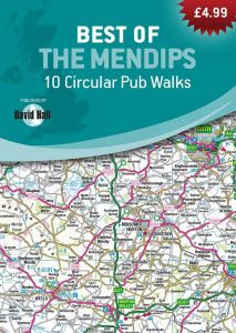 The Little Map Company - 10 Circular Pub Walks - The Mendips