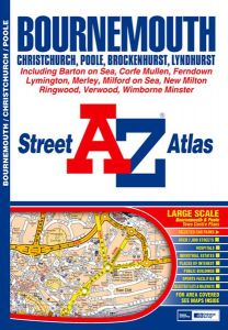 A-Z Street Atlas - Bournemouth