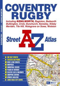 A-Z Street Atlas - Coventry