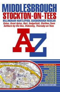 A-Z Street Atlas - Middlesbrough