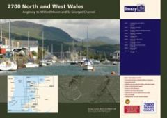 Imray 2000 Series Chart Pack - North & West Wales (2700)