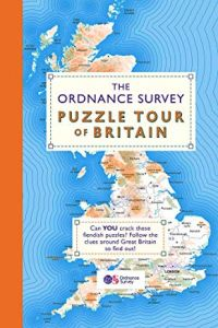 The Ordnance Survey Puzzle Tour Of Britain (Blue)