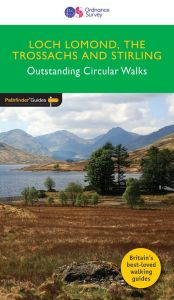OS Crimson Pathfinder Guide - Loch Lomond