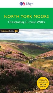 OS Crimson Pathfinder Guide - North York Moors