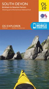 OS Explorer Leisure - OL20 - South Devon