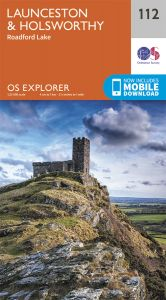 OS Explorer - 112 - Launceston & Holsworthy