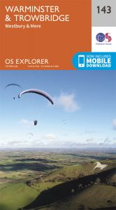 OS Explorer - 143 - Warminster & Trowbridge