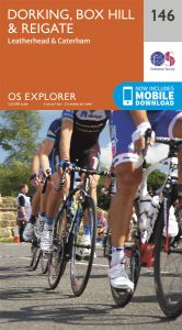 OS Explorer - 146 - Dorking, Box Hill & Reigate