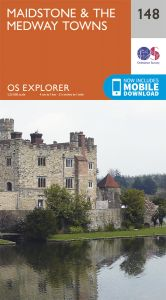 OS Explorer - 148 - Maidstone & The Medway Towns