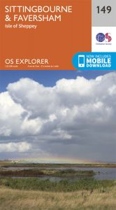 OS Explorer - 149 - Sittingbourne & Faversham