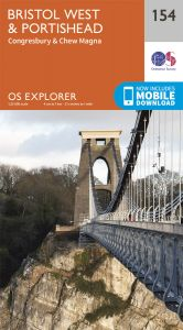 OS Explorer - 154 - Bristol West & Portishead