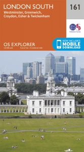 OS Explorer - 161 - London South
