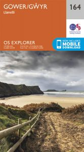 OS Explorer - 164 - Gower/Gwyr