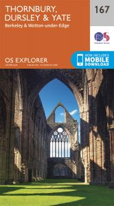 OS Explorer - 167 - Thornbury, Dursley & Yate