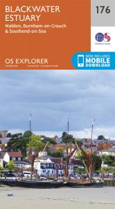 OS Explorer - 176 - Blackwater Estuary