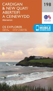 OS Explorer - 198 - Cardigan & New Quay