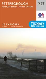 OS Explorer - 227 - Peterborough