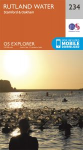 OS Explorer - 234 - Rutland Water