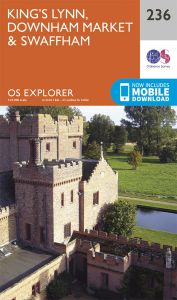 OS Explorer - 236 - King's Lynn, Downham Market