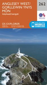 OS Explorer - 262 - Anglesey West