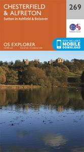 OS Explorer - 269 - Chesterfield & Alfreton
