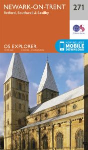 OS Explorer - 271 - Newark-on-Trent