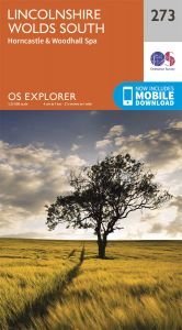OS Explorer - 273 - Lincolnshire Wolds South