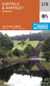 OS Explorer - 278 - Sheffield & Barnsley