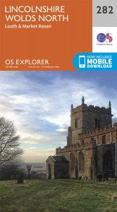 OS Explorer - 282 - Lincolnshire Wolds North