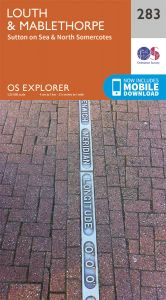 OS Explorer - 283 - Louth & Mablethorpe