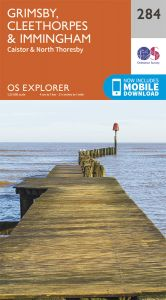 OS Explorer - 284 - Grimsby, Cleethorpes & Immingham