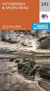OS Explorer - 292 - Withernsea & Spurn Head