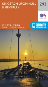 OS Explorer - 293 - Kingston upon Hull & Beverley