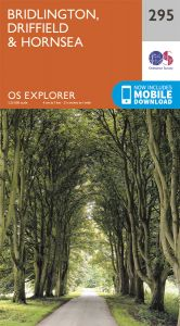 OS Explorer - 295 - Bridlington, Driffield & Hornsea