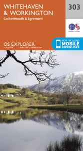 OS Explorer - 303 - Whitehaven & Workington