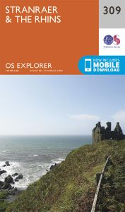 OS Explorer - 309 - Stranraer & The Rhins