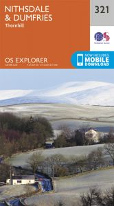 OS Explorer - 321 - Nithsdale & Dumfries