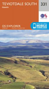 OS Explorer - 331 - Teviotdale South