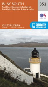 OS Explorer - 352 - Islay South