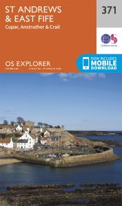 OS Explorer - 371 - St Andrews & East Fife