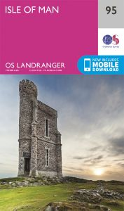 OS Landranger - 95 - Isle of Man