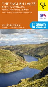 OS Explorer Leisure - OL5 - The English Lakes - North Eastern