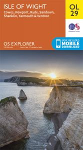 OS Explorer Leisure - OL29 - Isle of Wight