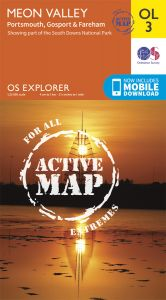 OS Explorer Active - 3 - Meon Valley