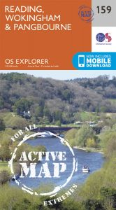 OS Explorer Active - 159 - Reading