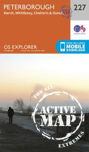 OS Explorer Active - 227 - Peterborough